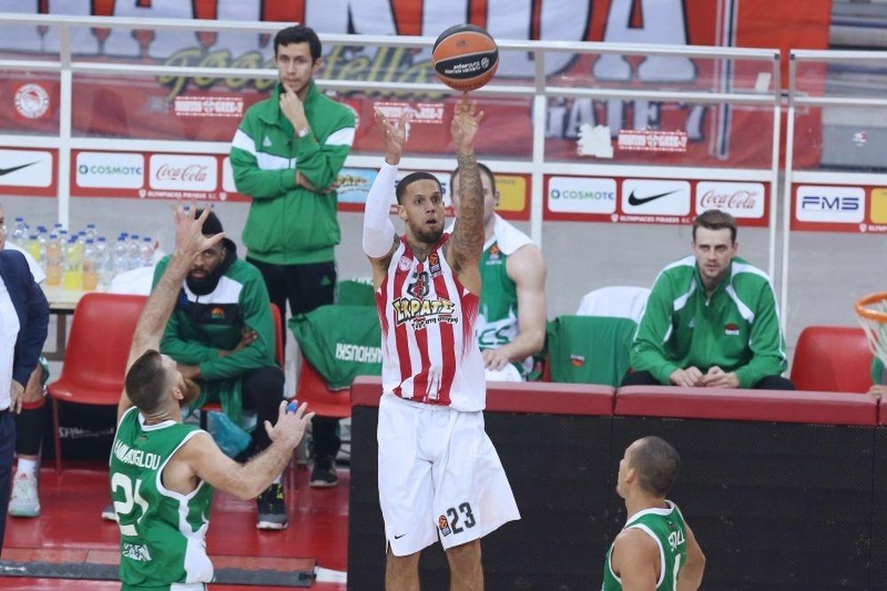 Ολυμπιακός - Ούνιξ Καζάν 88-59: Άνετος και ωραίος...