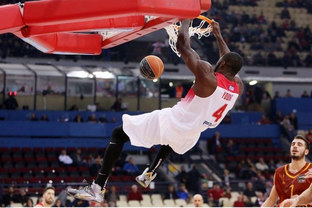 Ολυμπιακός - Ρέθυμνο 83-58: Έκανε το χρέος του!