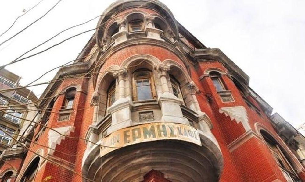 Το «στοιχειωμένο» Κόκκινο Σπίτι της Θεσσαλονίκης που προκαλεί δέος (photos)