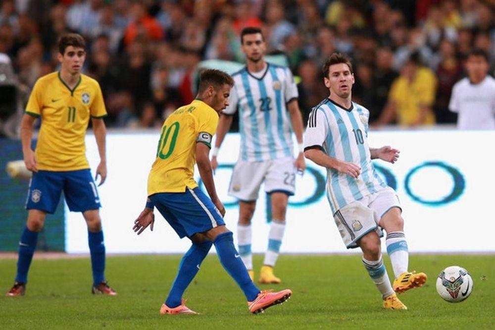 Φιλικό Βραζιλίας - Αργεντινής στην Αυστραλία!