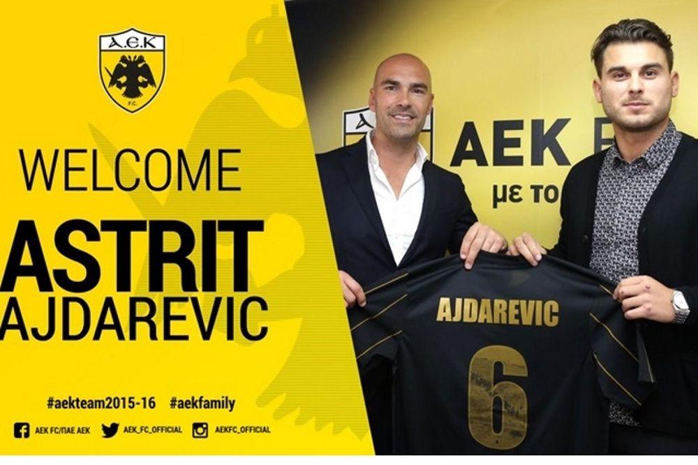 Ανακοινώθηκε ο Αϊντάρεβιτς!