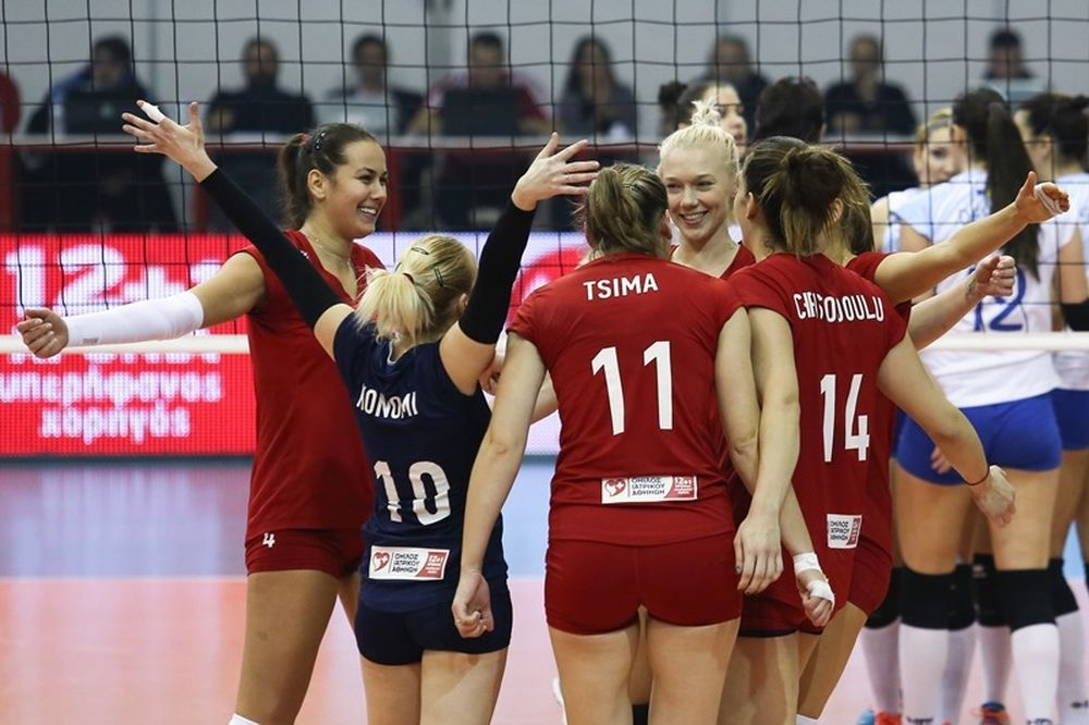 Challenge Cup Γυναικών: Αισιοδοξία για πρόκριση στον Ολυμπιακό