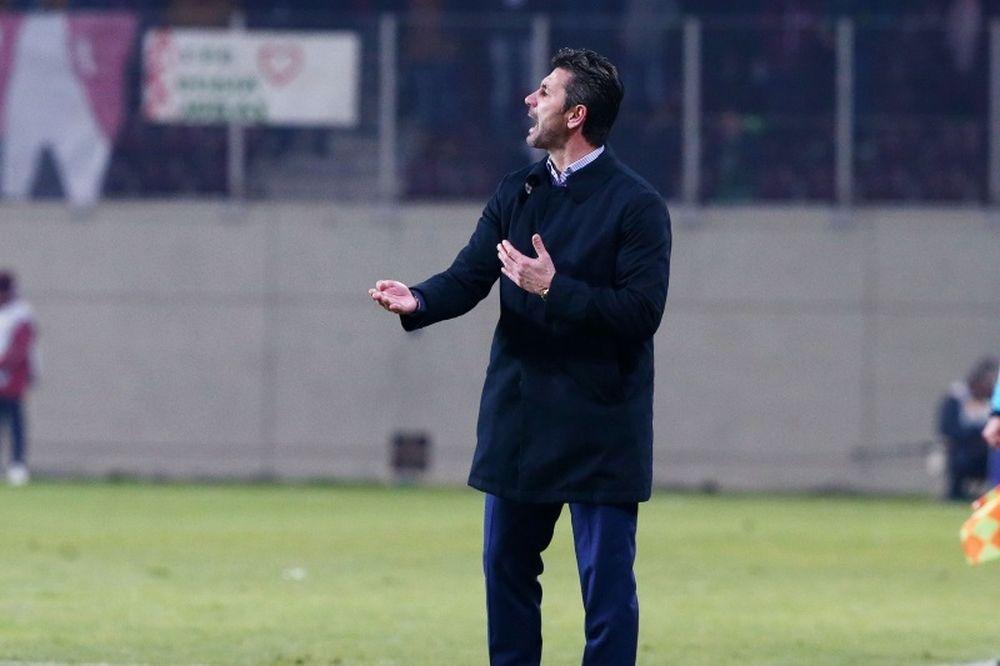 Ο Ουζουνίδης είναι προπονητής, όχι μάγος