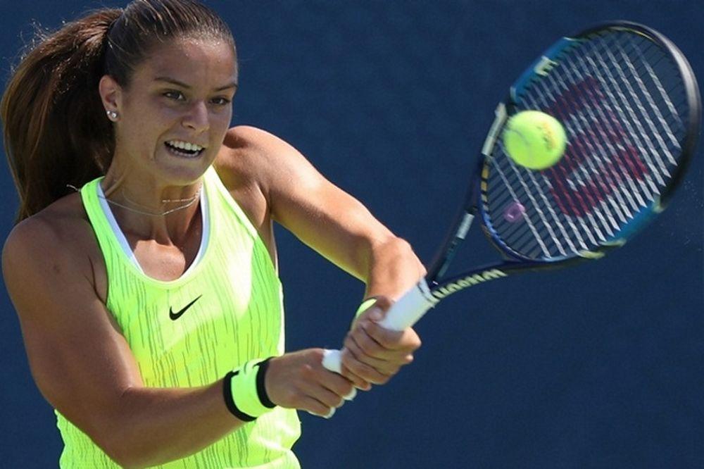 Στην 98η θέση της WTA η Μαρία Σάκκαρη