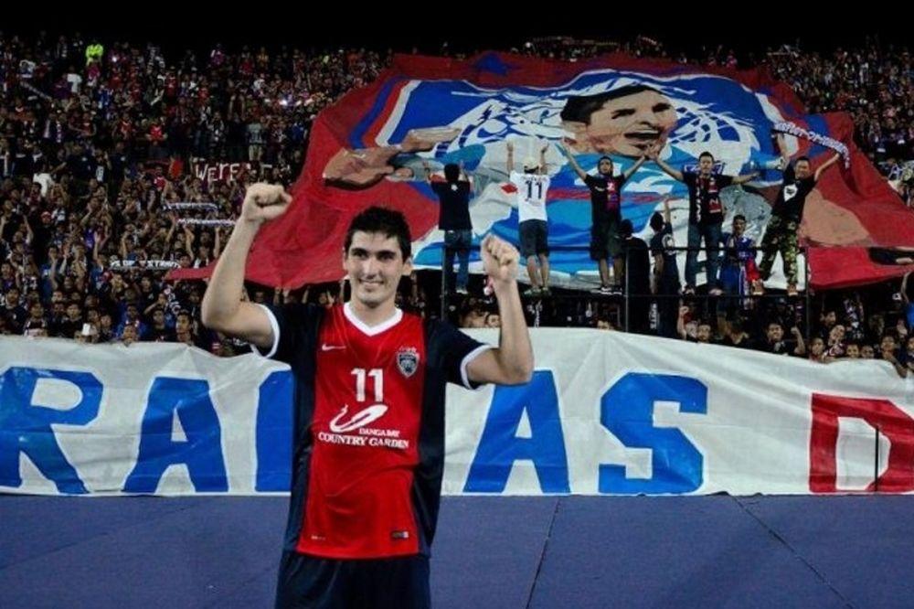 AEK: Ντίας ο εκλεκτός