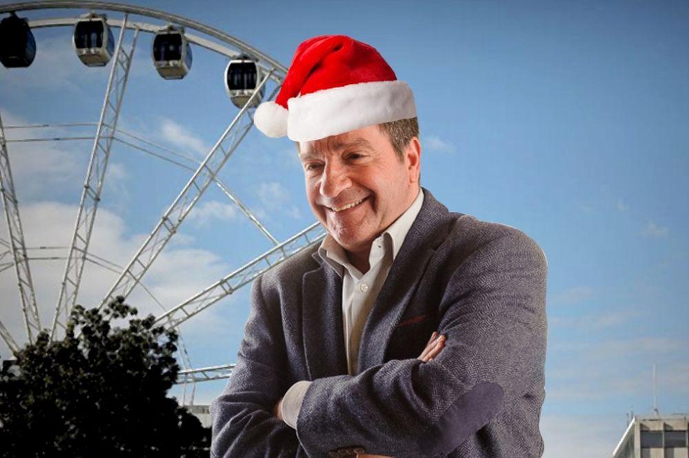 Μήπως ο Καμίνης σιχαίνεται τα Χριστούγεννα;