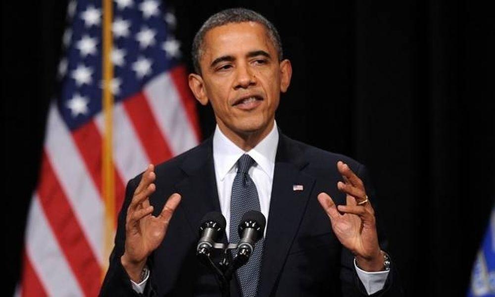 Οι ευχές του Μπαράκ Ομπάμα για το νέο έτος (video)