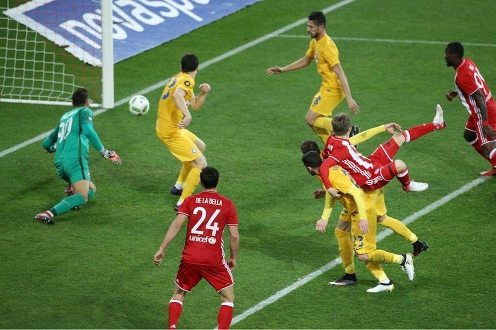Ολυμπιακός - Αστέρας Τρίπολης 2-1: Τα γκολ του αγώνα (video)
