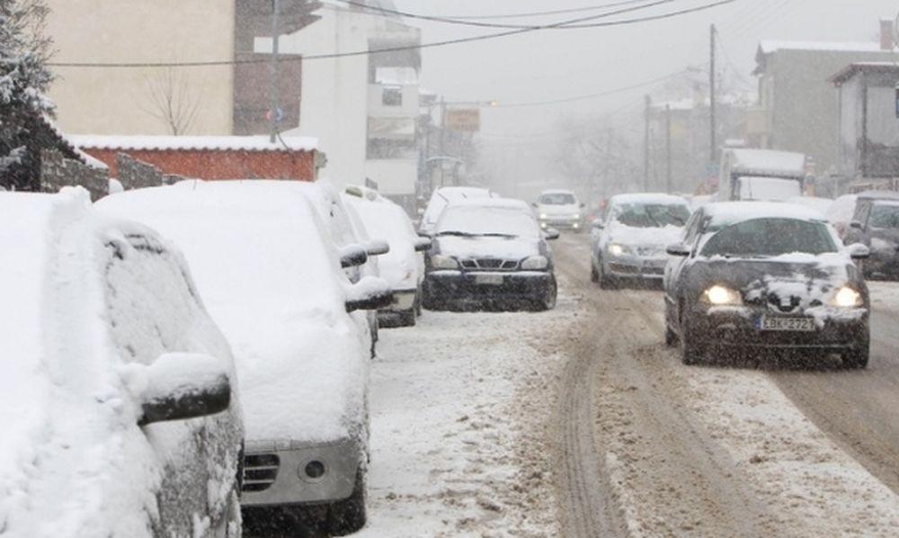 Ξεκίνησε η επέλαση του χιονιά «Αριάδνη» - Στην «κατάψυξη» Αθήνα και Θεσσαλονίκη
