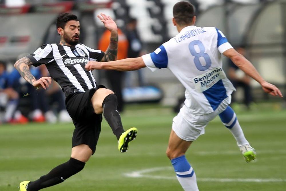 ΠΑΟΚ - ΠΑΣ Γιάννινα: Μάχη… για play offs