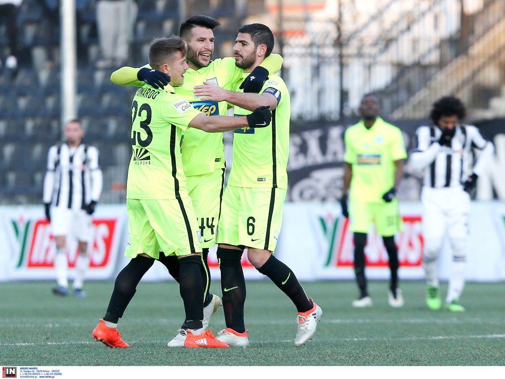 ΠΑΟΚ-ΠΑΣ Γιάννινα 0-1: Το γκολ του αγώνα (video)