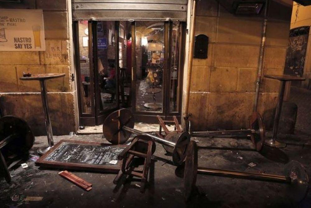 Ο δεκάλογος του καυγά στο μπαρ (Τζόρνταν Μόργκαν, βλέπε να μαθαίνεις)