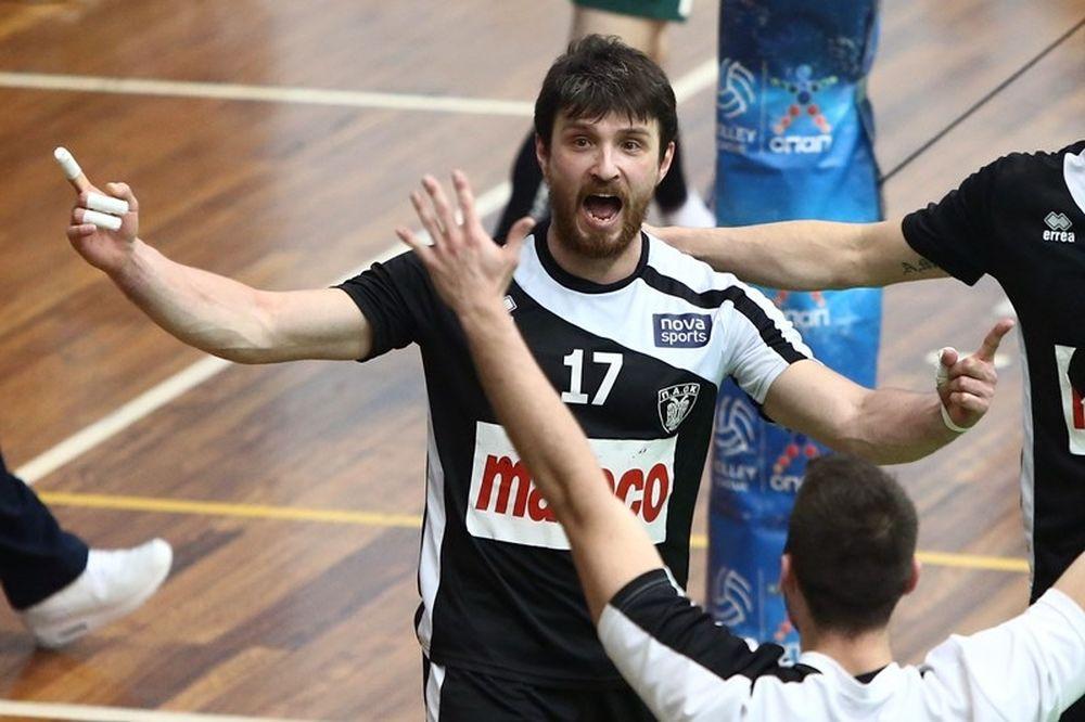MVP ο Σαφράνοβιτς