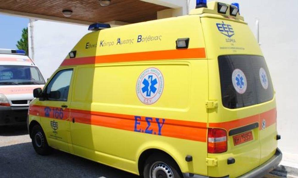 Σοκ στη Θεσσαλονίκη: Άνδρας έπεσε στο κενό από τον 7ο όροφο