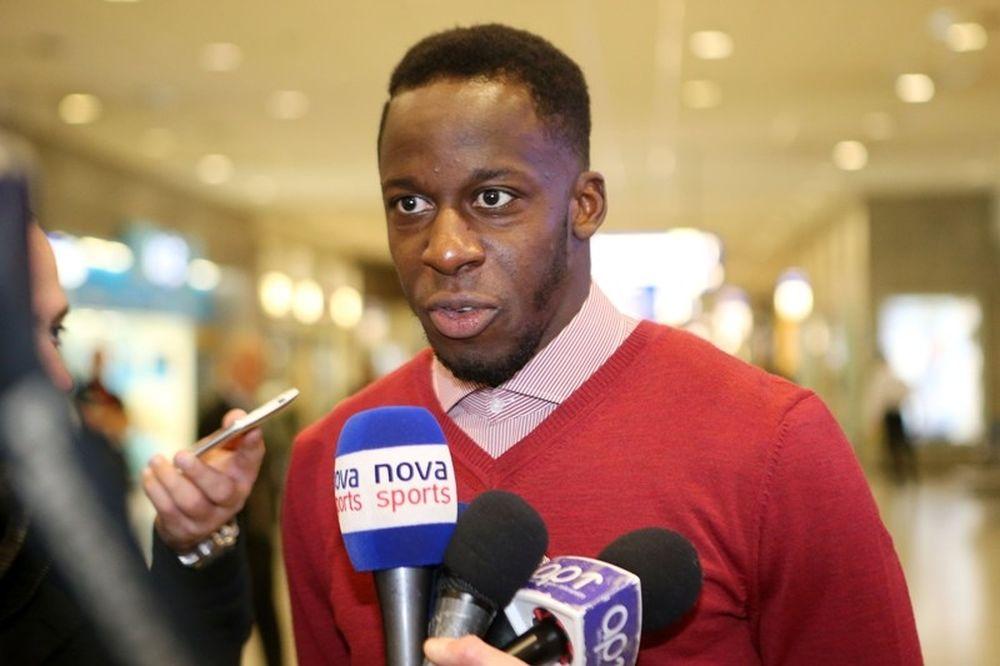 Σισοκό: «Χαρούμενος που ήρθα για τον Ολυμπιακό»