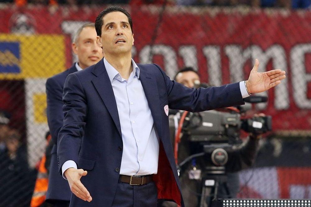 Σφαιρόπουλος: Συγχαρητήρια στον Παναθηναϊκό, συνεχίζουμε με ψηλά το κεφάλι