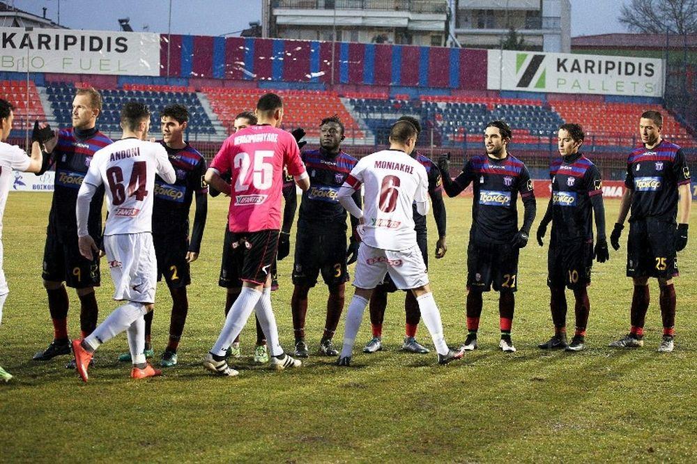 Βέροια – ΑΕΛ 1-1: Τα επίσημα highlights (video)