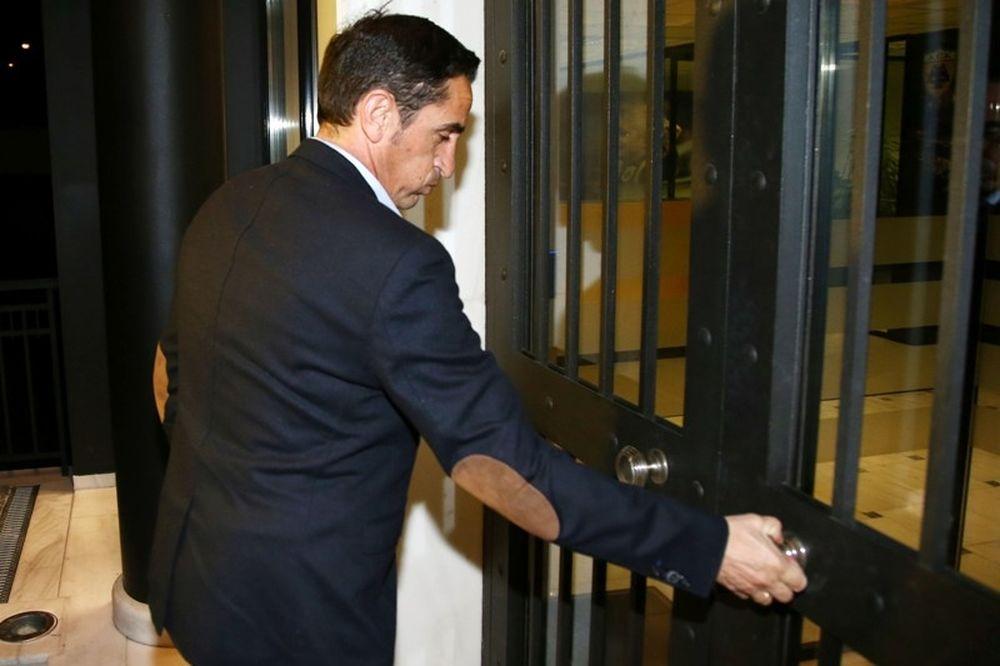 ΑΕΚ: Στα γραφεία της ΠΑΕ ο Χιμένεθ