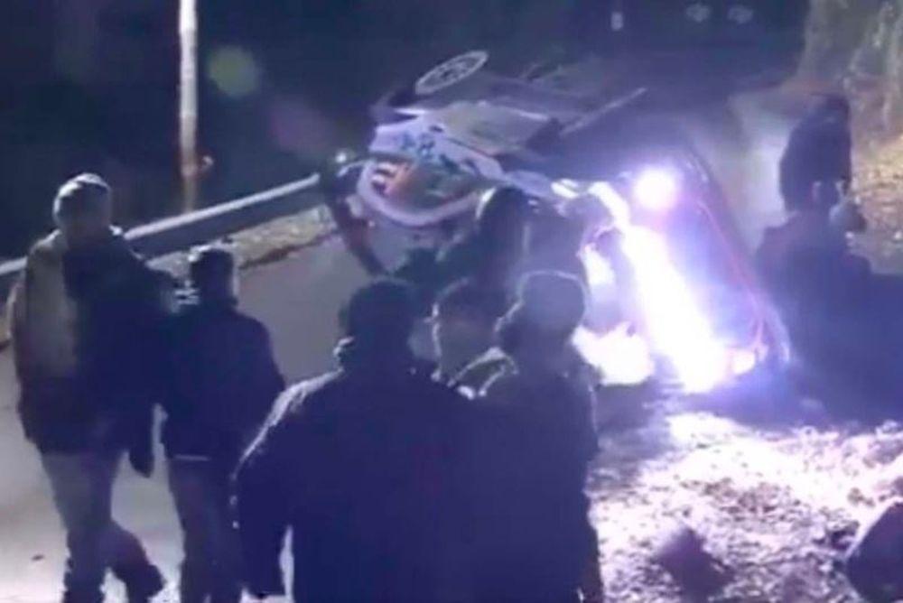 Τραγικό δυστύχημα στο Ράλι του Μόντε Κάρλο - Ένας θεατής νεκρός