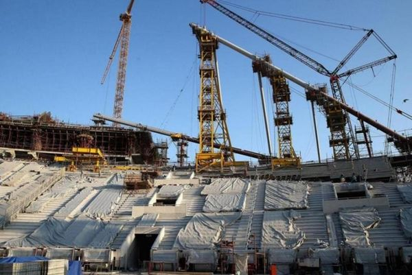 Σοκ: 40χρονος έχασε την ζωή του σε υπό κατασκευή γήπεδο του Κατάρ