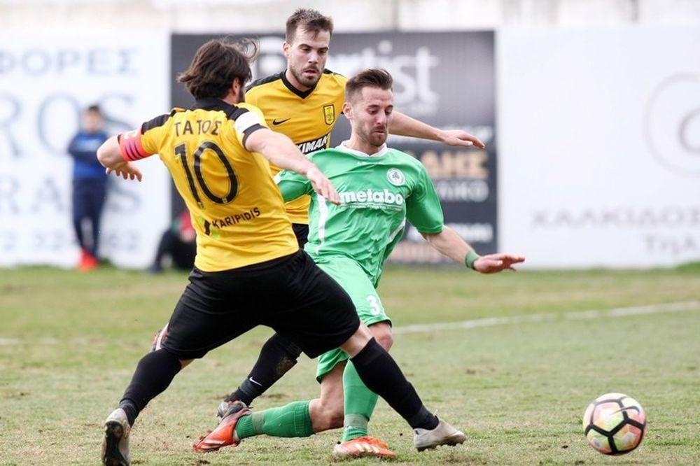 Αχαρναϊκός-Άρης 1-2: Επαγγελματική νίκη στο Μενίδι