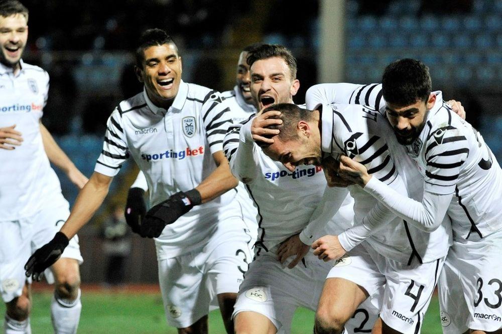 ΠΑΣ Γιάννινα-ΠΑΟΚ 0-1: Απόδραση για play offs!