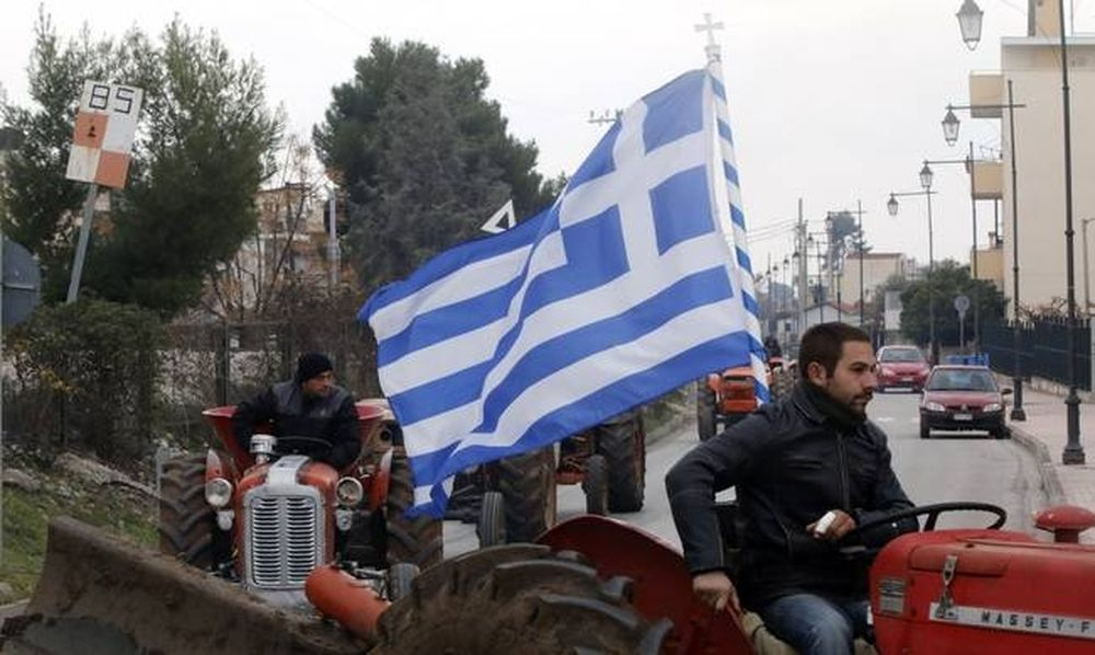 Μπλόκα αγροτών: Κομμένη στα δύο η Ελλάδα - Ποιοι δρόμοι είναι κλειστοί