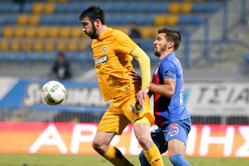 Αστέρας Τρίπολης-ΑΟ Τρίκαλα 1-0: Άνετη πρόκριση στους «8»