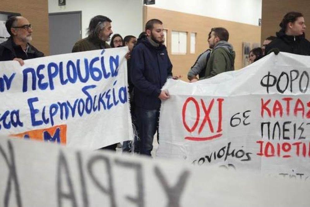 «Έξω κοράκια»! Επέτειος ΣΥΡΙΖΑ με πλειστηριασμούς σε Αθήνα και Θεσσαλονίκη