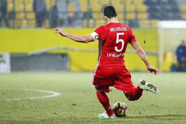 Ολυμπιακός: «Κολλάει του Μιλιβόγεβιτς»