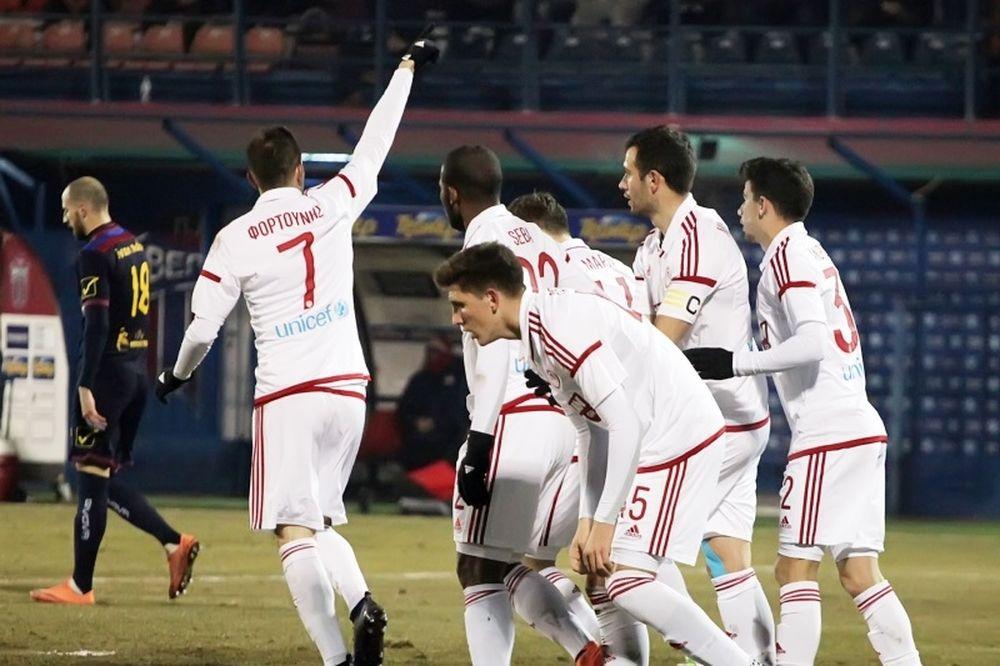 Βέροια-Ολυμπιακός 1-2: Με τα νιάτα και... βοηθό!