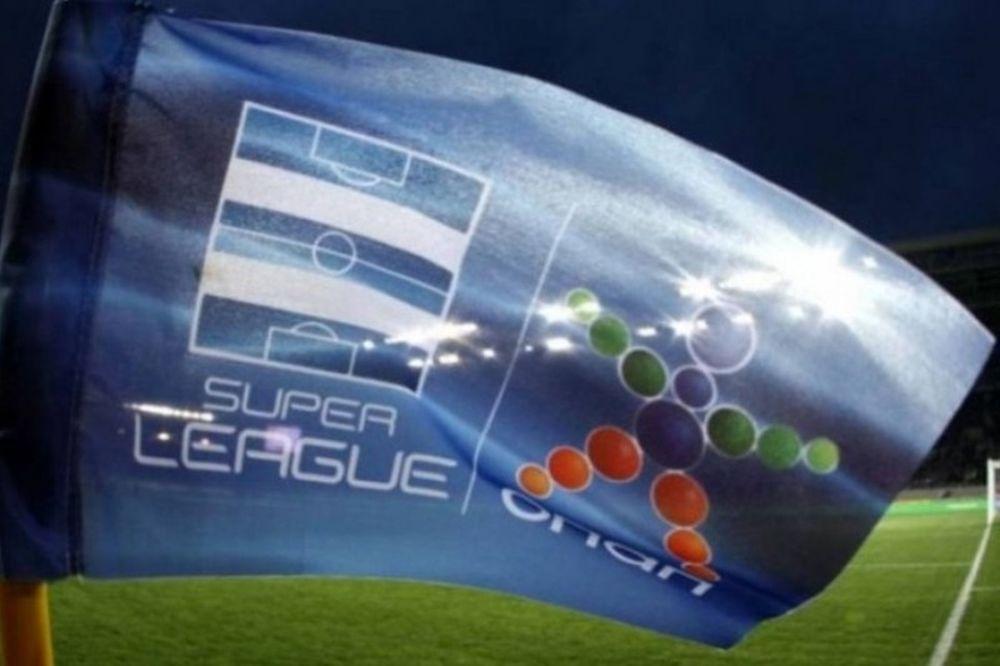 Super League: Η βαθμολογία μετά από 18 αγώνες