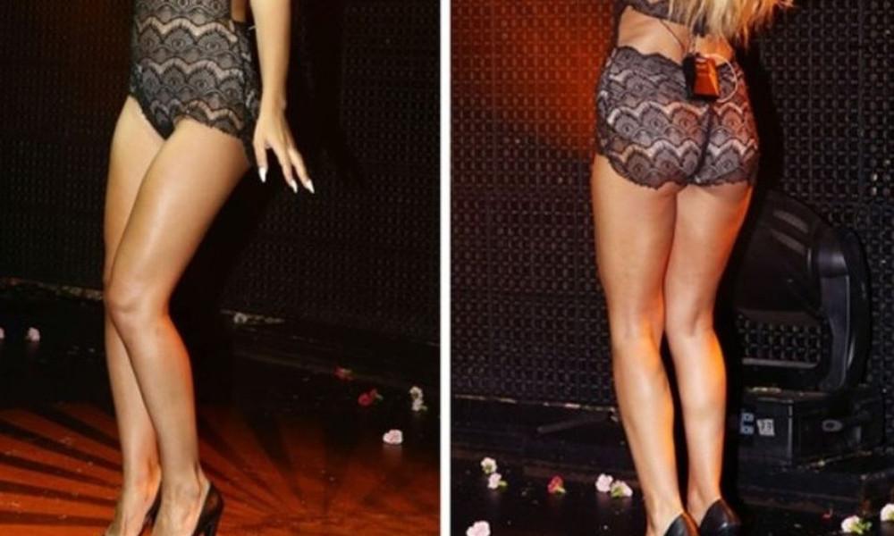 Η Ελληνίδα τραγουδίστρια θα σε λιώσει με το κορμί της! (photos)