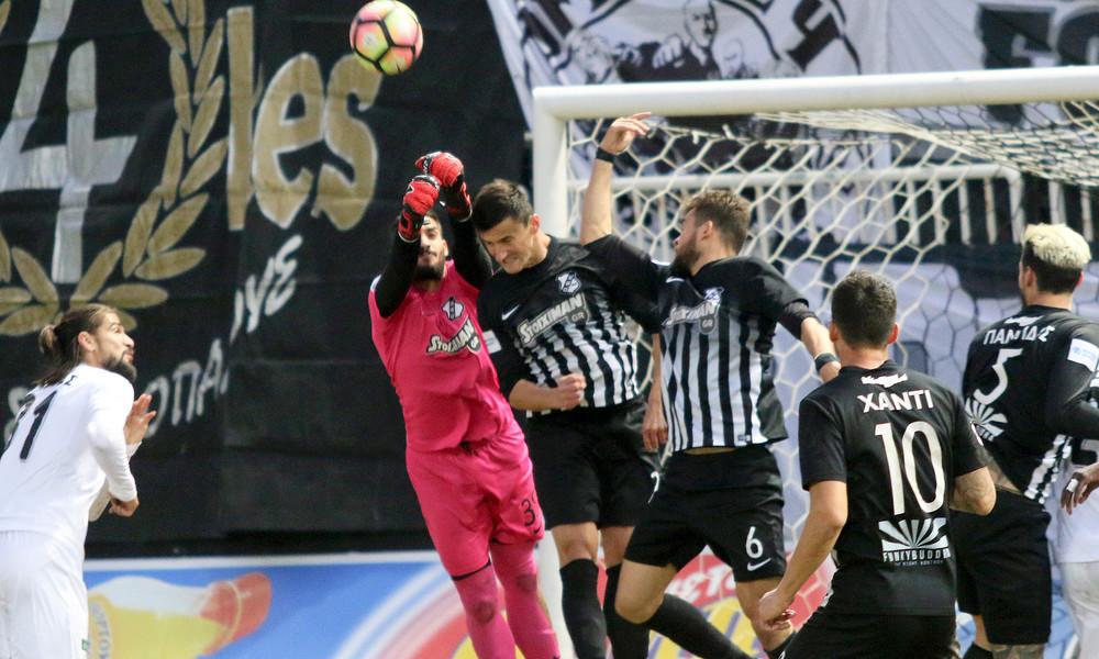 ΟΦΗ - Ξάνθη 2-1: Τα γκολ του αγώνα