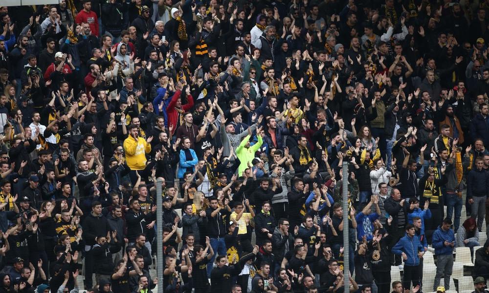 Από αύριο (;) ξεκινάει η διάθεση των εισιτηρίων του ΑΕΚ - Ολυμπιακός