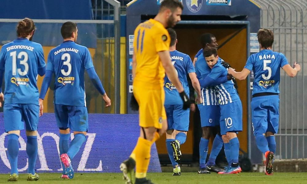 Αστέρας Τρίπολης-Ατρόμητος 0-1: Έσπασε την... κατάρα με Ντάουντα