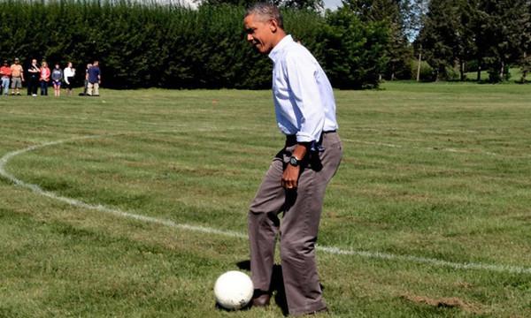 Δεν θα πιστεύεις ποια γερμανική ομάδα στηρίζει ο Ομπάμα