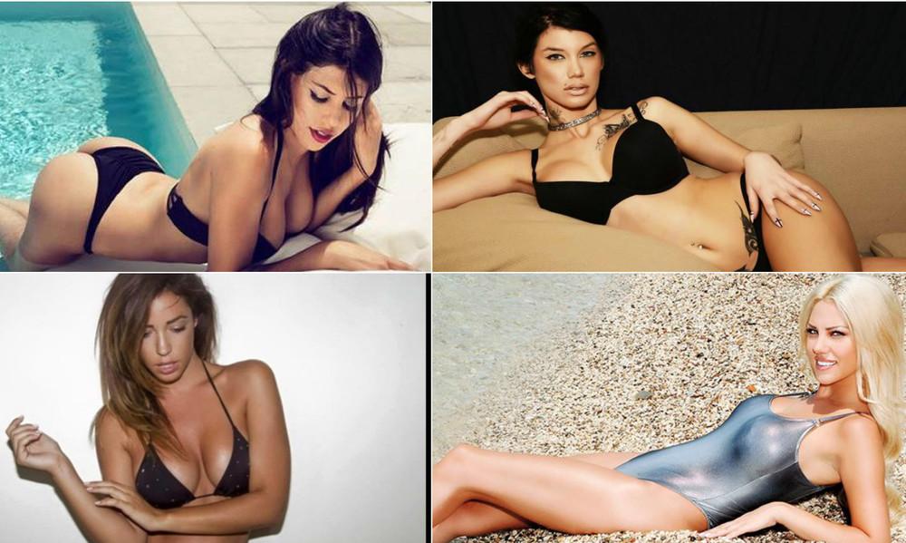 Ποια είναι η πιο σέξι Ελληνίδα; (part 2)