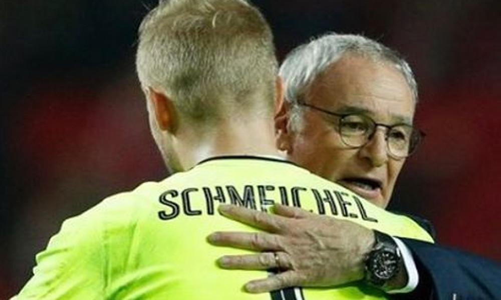 Σμάιχελ: «Respect στον Ρανιέρι»