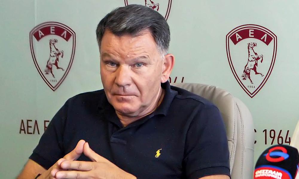 «Επίθεση» Κούγια σε ΠΣΑΠ: «Καταθέτω ονόματα ποδοσφαιριστών που έπαιζαν παράνομα στοίχημα»