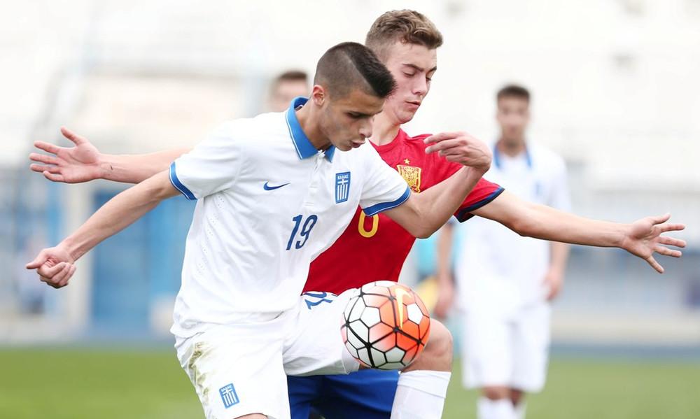 Εθνική Παίδων: Οι εκλεκτοί του Γεωργόπουλου για την elite round