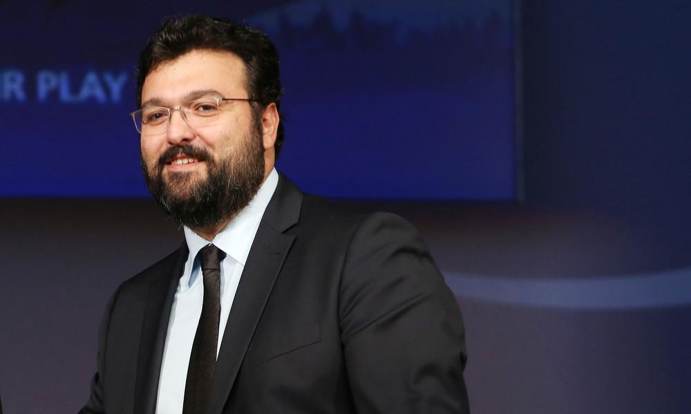 Βασιλειάδης: «Μία ακόμα μεγάλη βραδιά για την Ελλάδα»