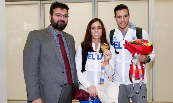 Επέστρεψαν οι θριαμβευτές από το Βελιγράδι!