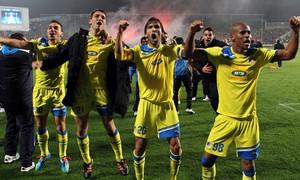 Σαν σήμερα: Ο ΑΠΟΕΛ στους «8» του Champions League
