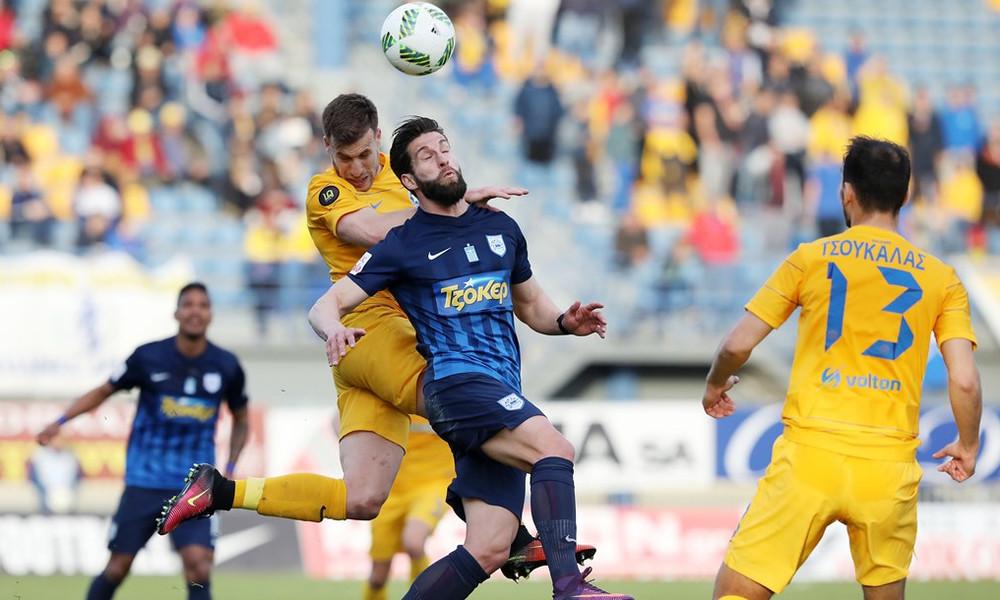 Αστέρας Τρίπολης-ΠΑΣ Γιάννινα 1-1: Τον «έσωσε» ο Μανιάς!