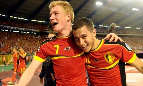 Βέλγιο χωρίς Αζάρ και Ντε Μπρόινε έχει ξαναγίνει – θυμάσαι;