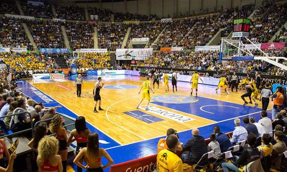 Στην Τενερίφη το Final – 4 του FIBA Champions League