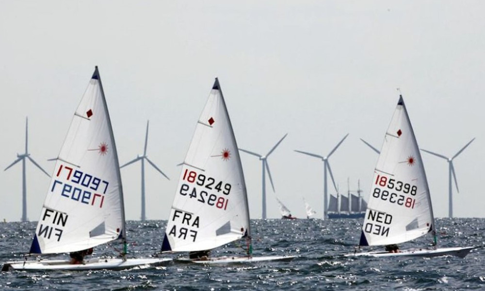 Συνολικά 200 σκάφη θα τρέξουν στους αγώνες των εθνικών ομάδων Όπτιμιστ Και Λέιζερ 4.7