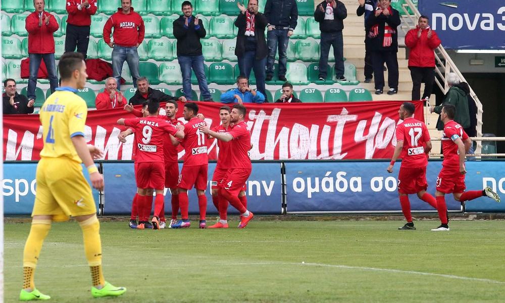 Ξάνθη-Παναιτωλικός 3-0: Πάρτι Ευρώπης!