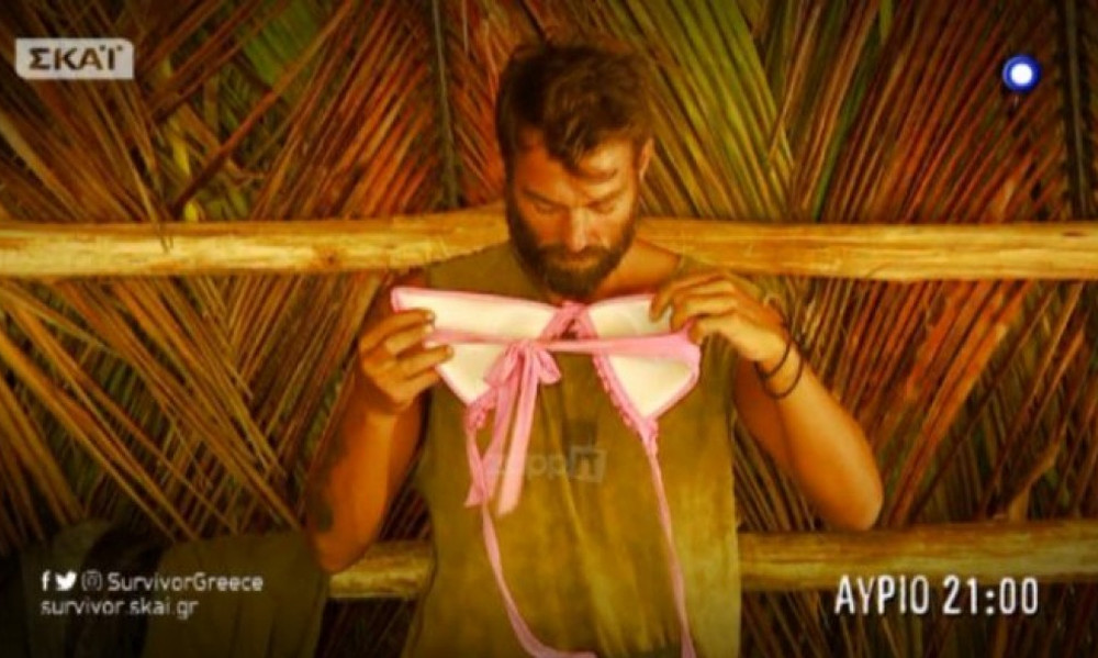 Survivor: Μαλλιά κουβάρια οι Διάσημοι - Το «πέσιμο» στην Ειρήνη Παπαδοπούλου και το… σουτιέν!